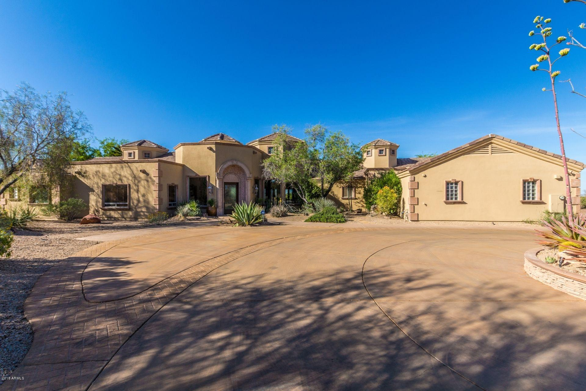 Scottsdale All on One Level built 1997
