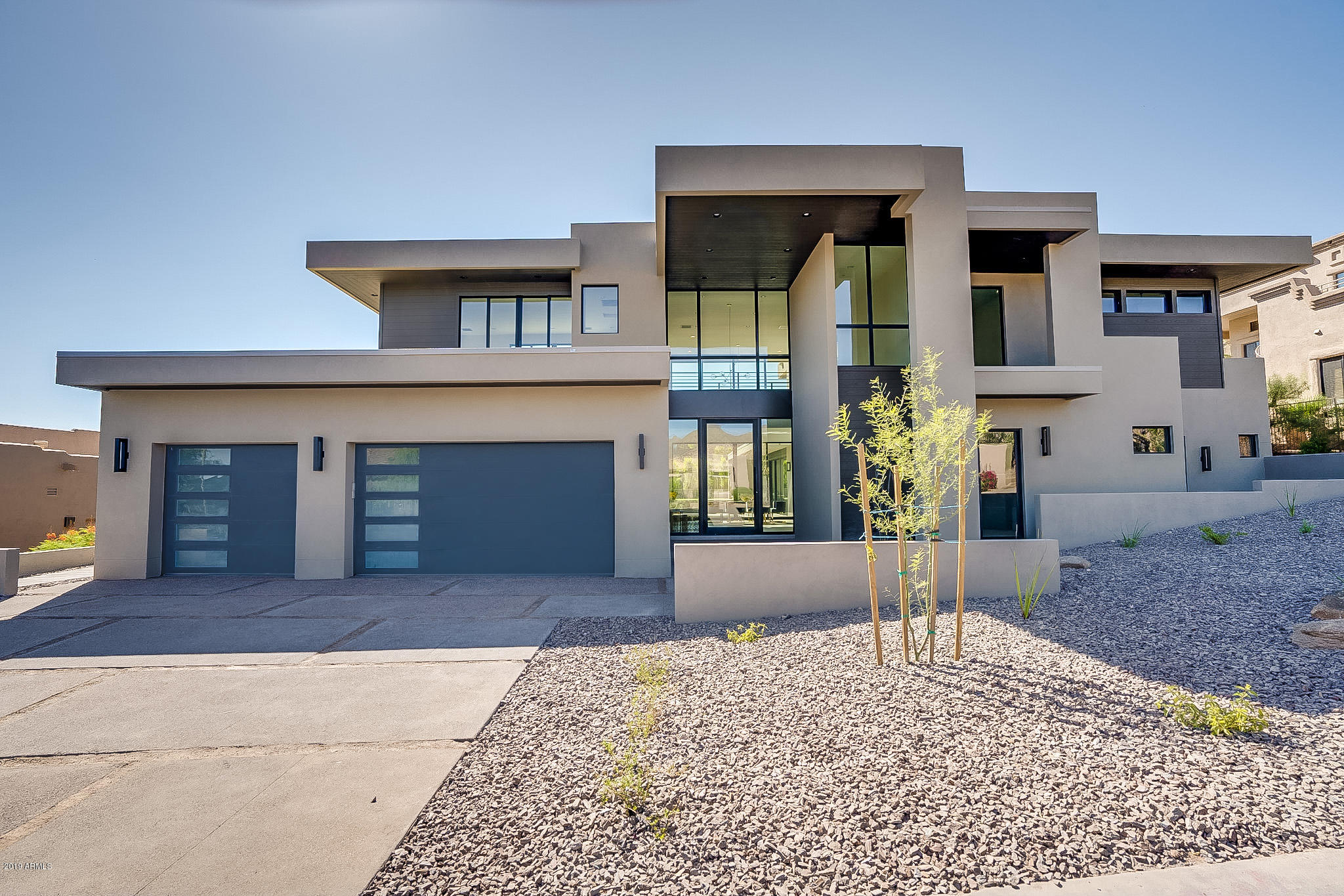 Fountain Hills Two Levels built 2018