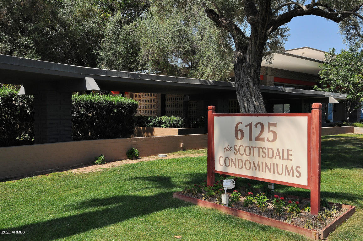 6125 E INDIAN SCHOOL Road Unit 267, Scottsdale AZ 85251