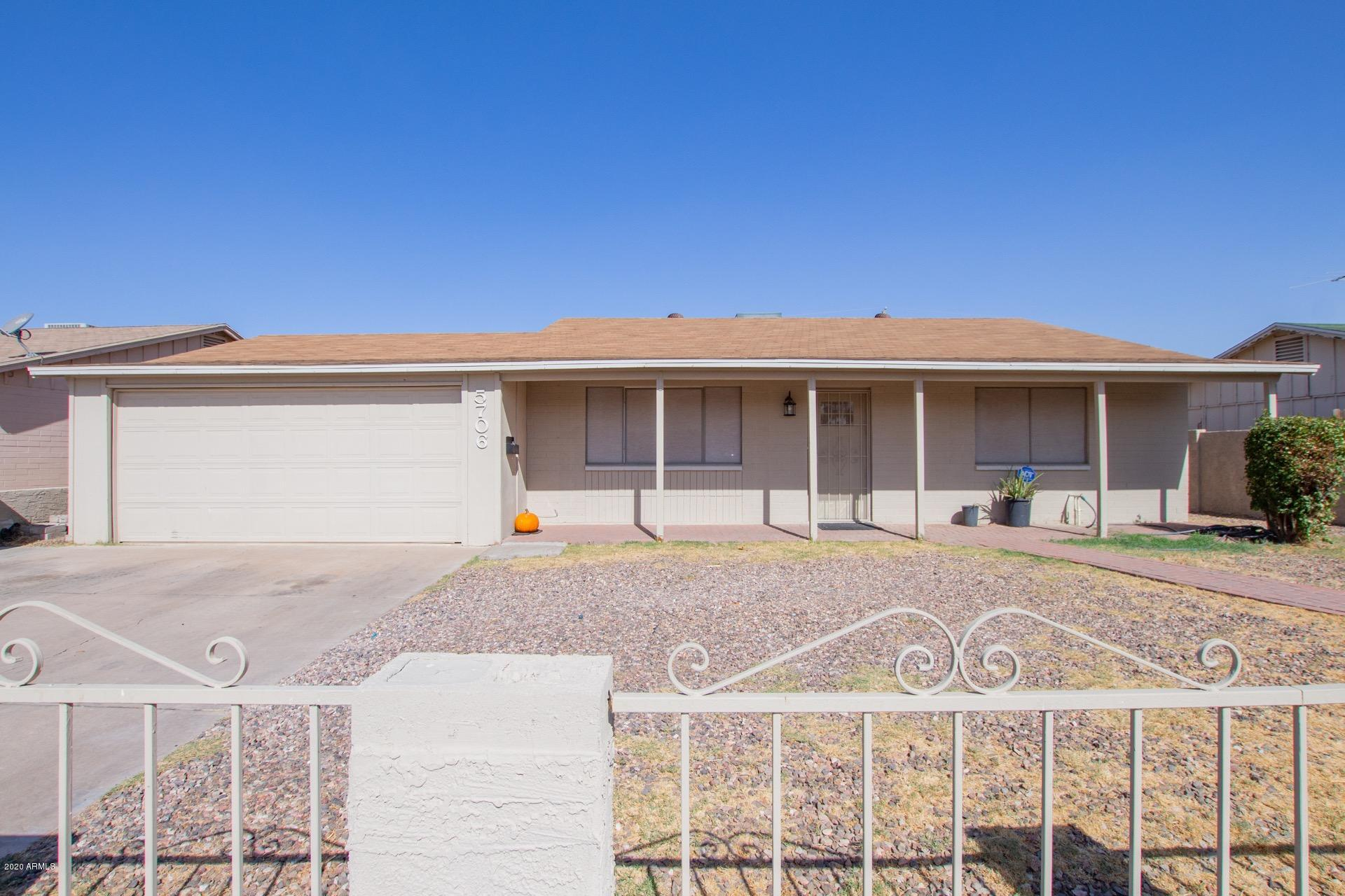 5706 W VIRGINIA Avenue, Phoenix AZ 85035