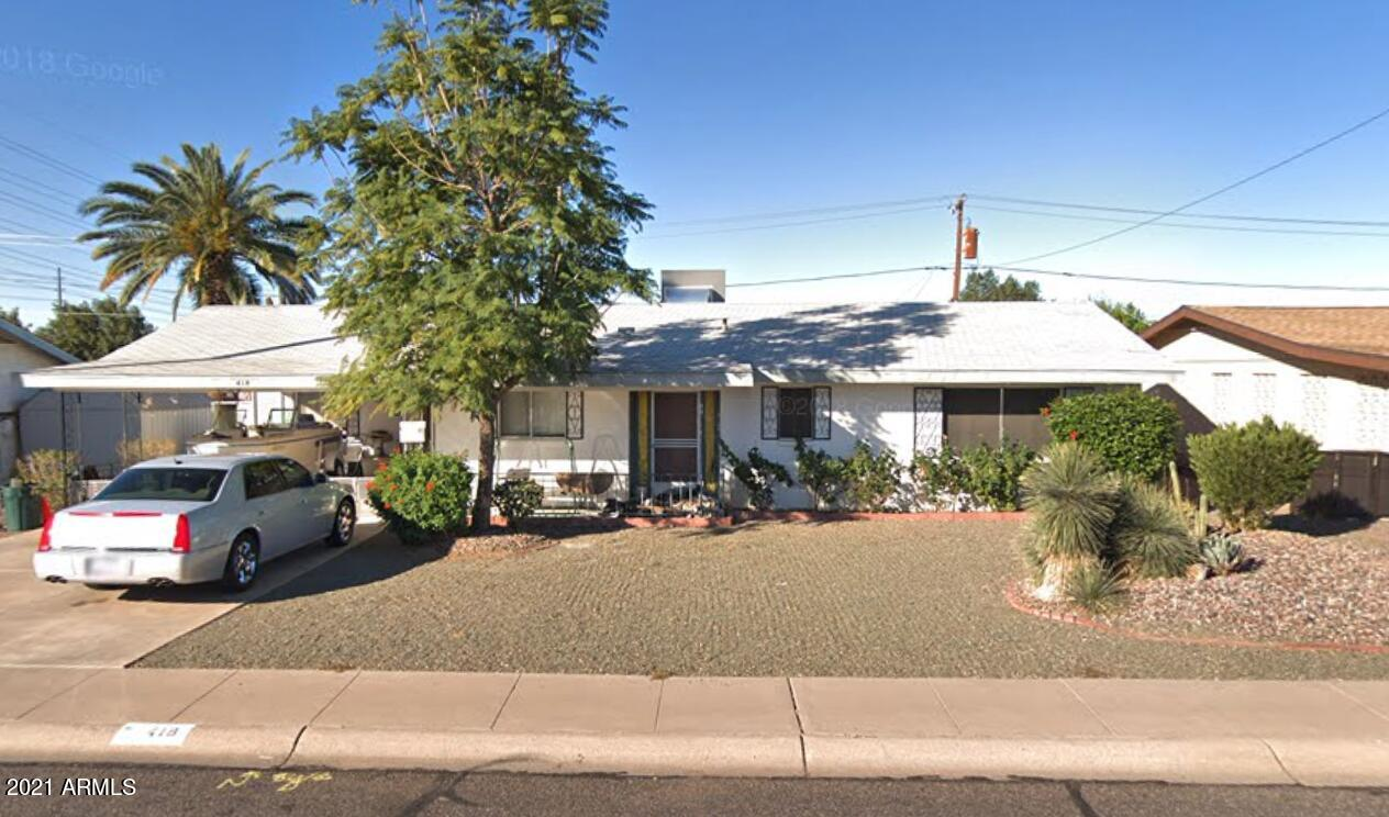 418 N 56TH Place, Mesa AZ 85205