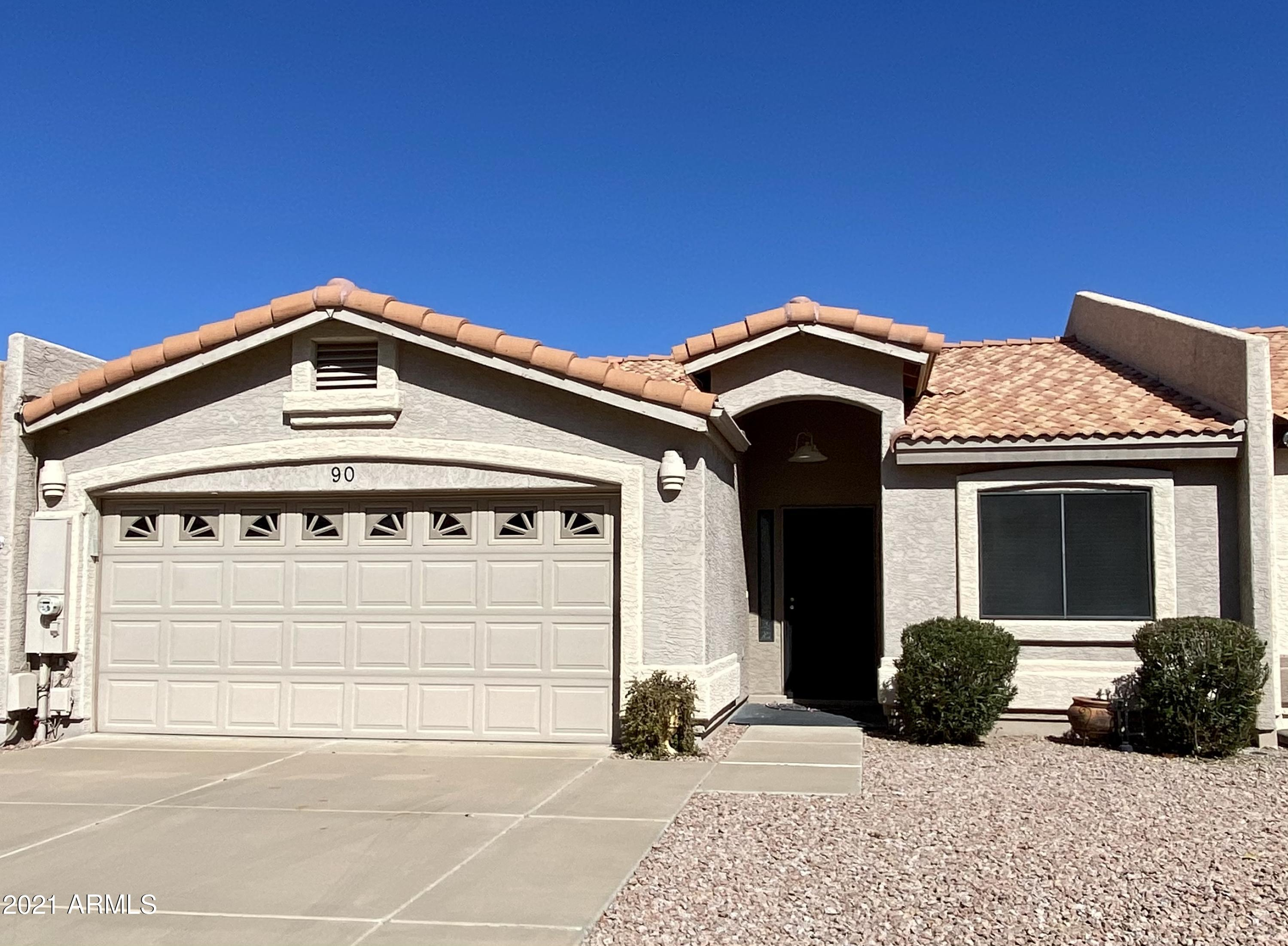 2329 N RECKER Road Unit 90, Mesa AZ 85215