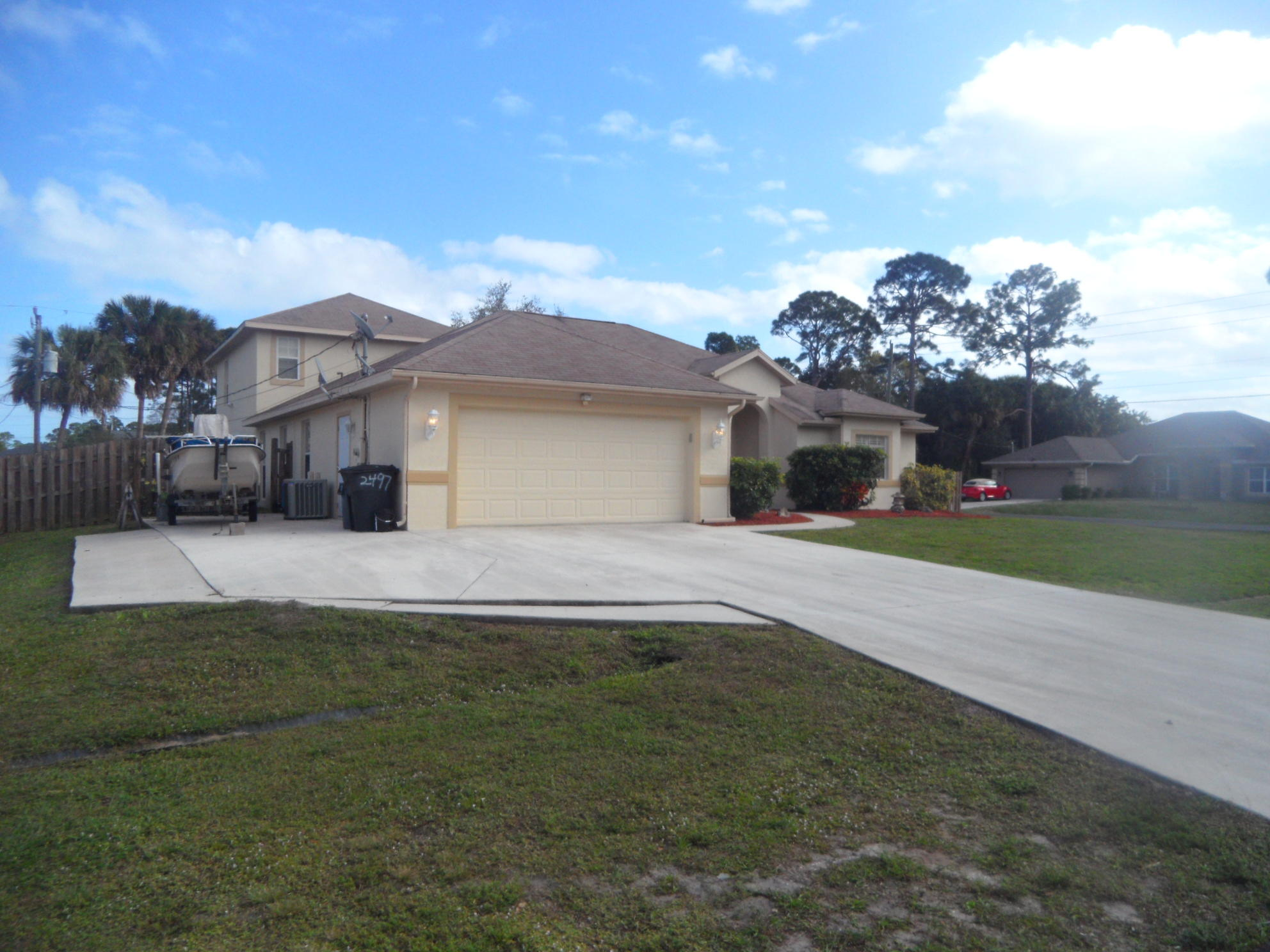 2497 SW Roney Road, Port Saint Lucie FL 34953