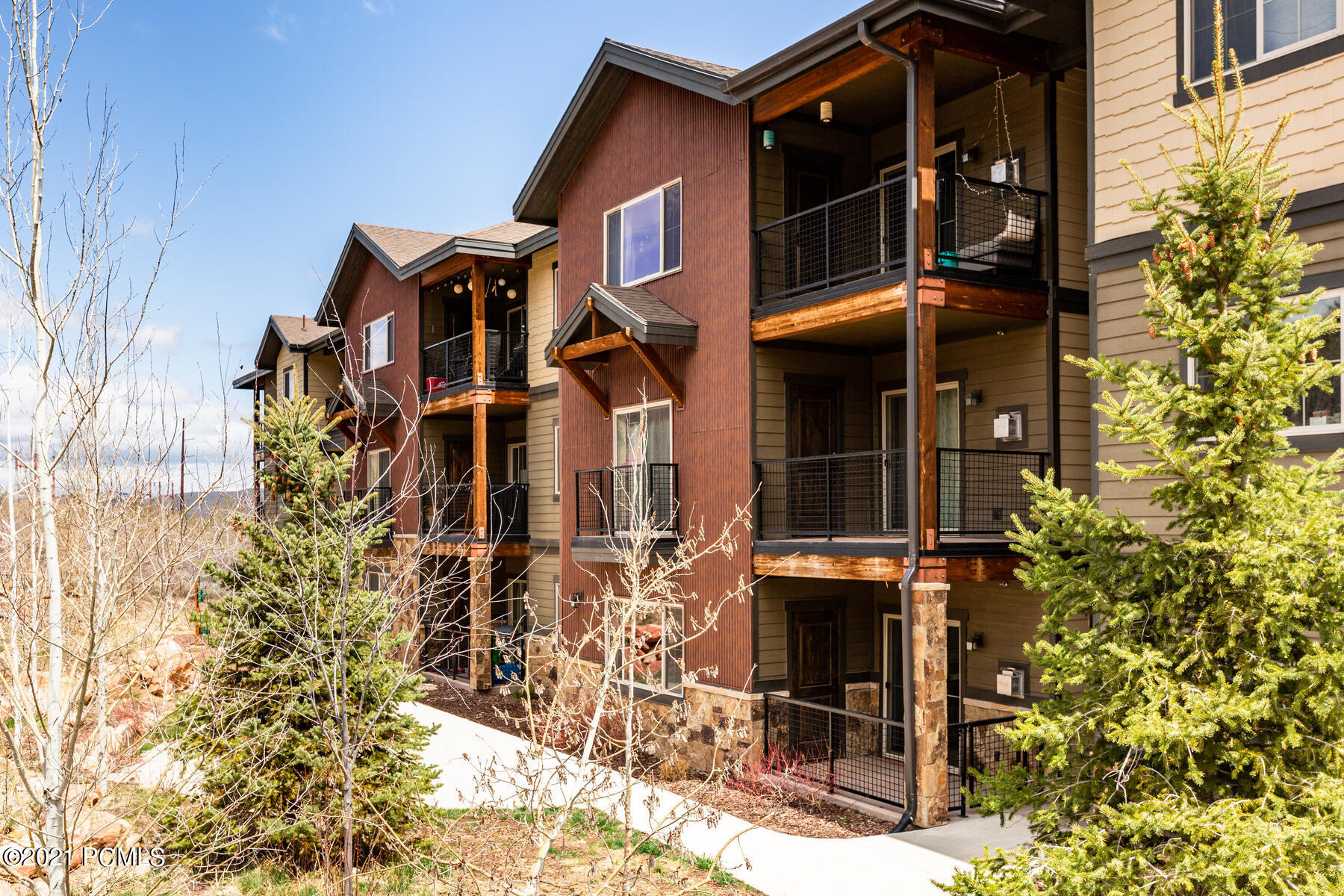 5461 N Luge Lane Unit 2203, Park City UT 84098