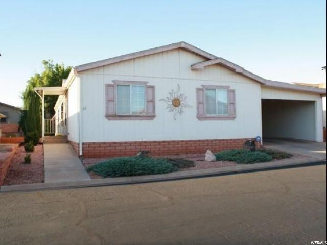 1526 N Dixie Downs Rd Unit 66, St George Ut 84770