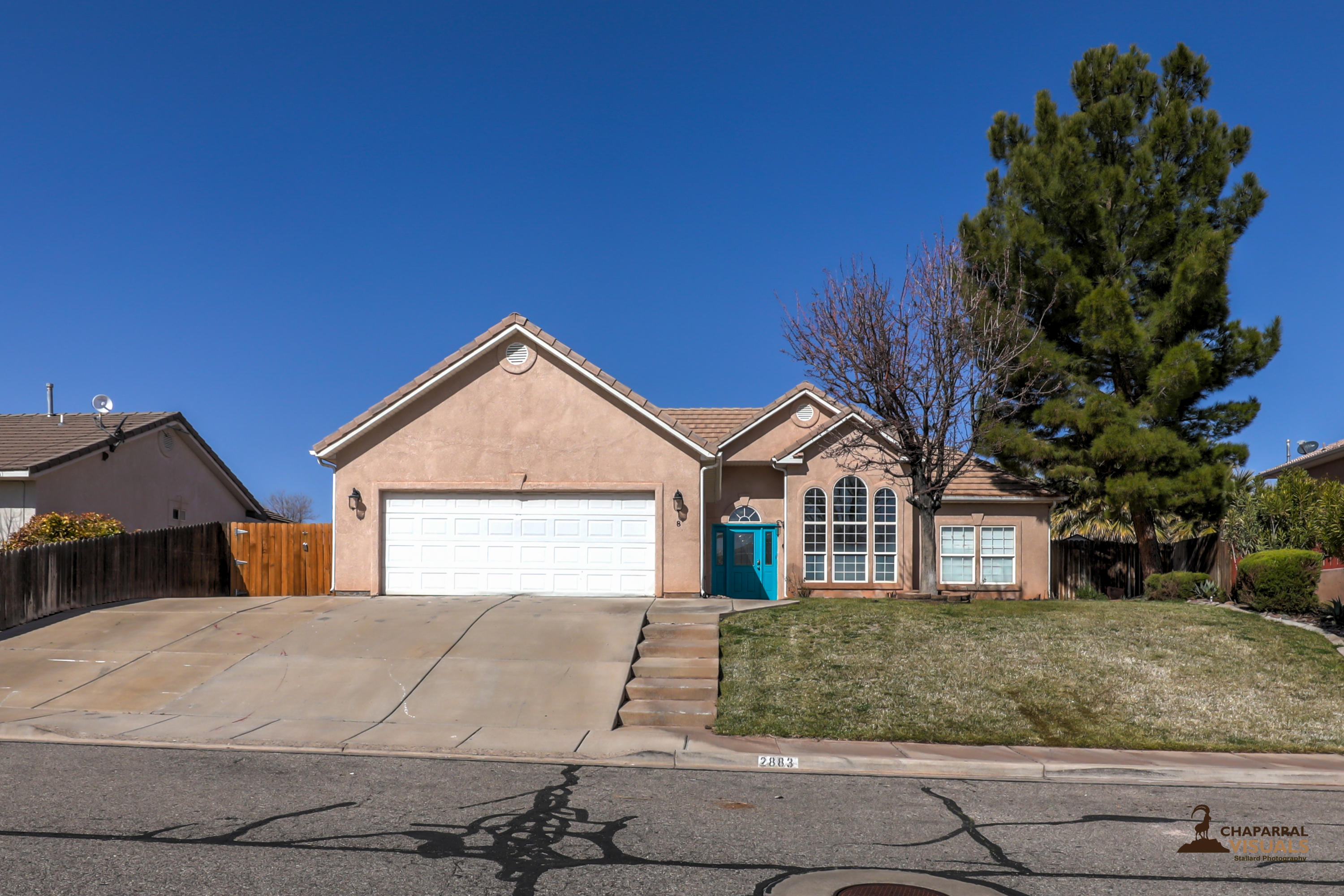 2883 E Overlook, St George Ut 84790