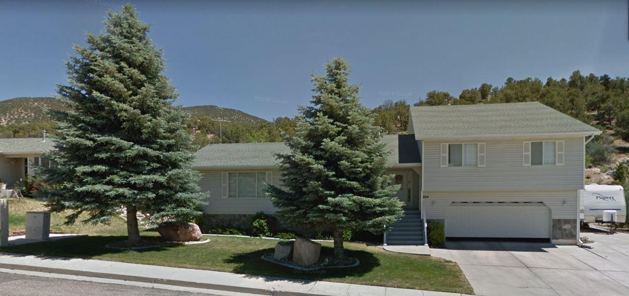 824 E Fiddlers Canyon Rd, Cedar City Ut 84720