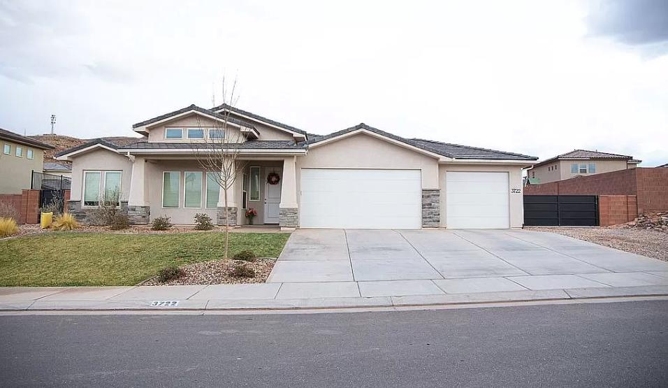 3722 Iron Springs Dr, St George Ut 84790