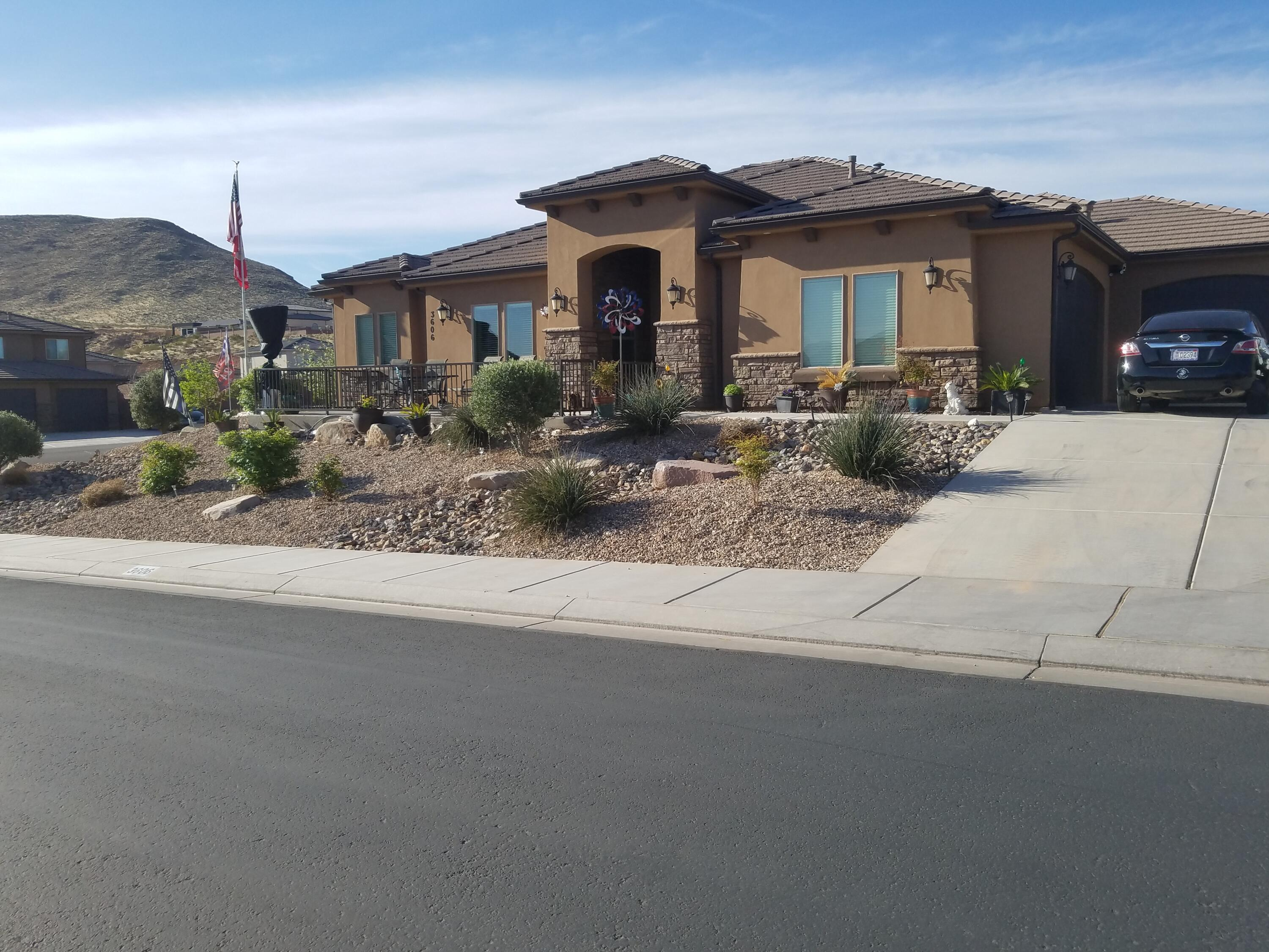 3606 E Church Rocks, St George Ut 84770