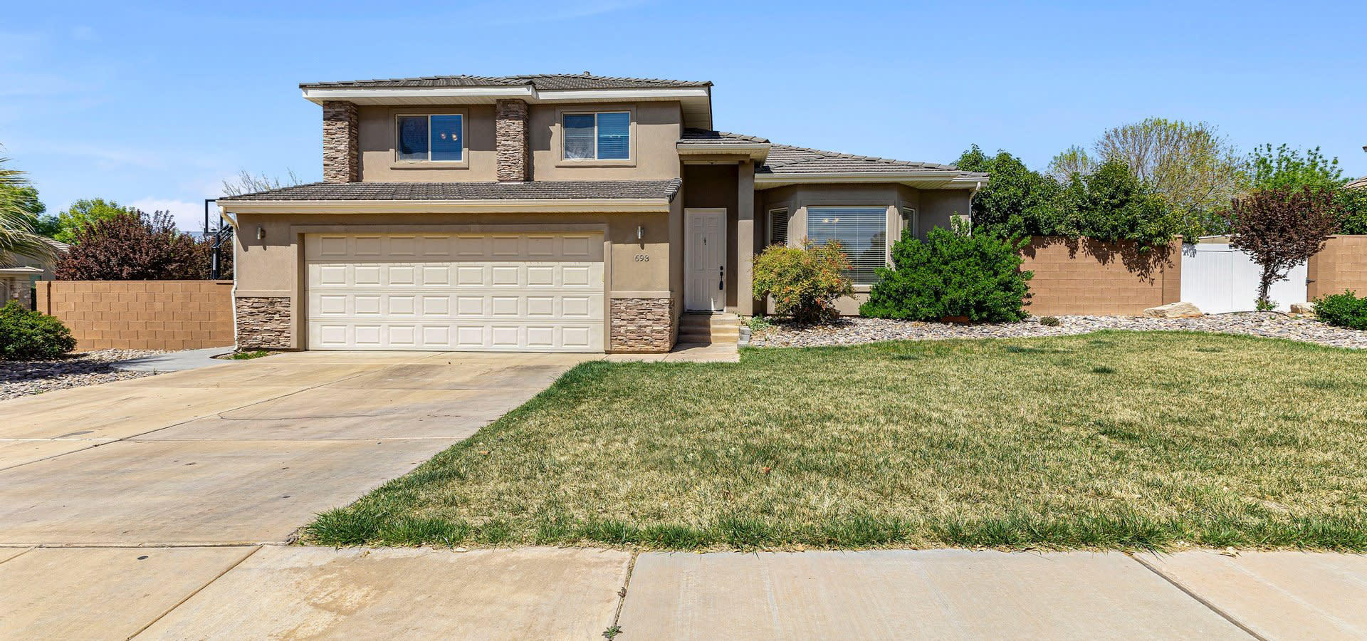 693 E Castle Stone Dr, Washington Ut 84780